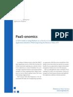 PaaSonomicsWhitepaperSnippet