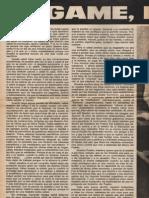 Revista El Caudillo, Nº29. D. Mazzieri