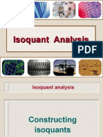 Isoquant Analysis