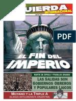 Revista Izquierda Internacional AR 1