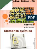 Quimica inorganica Boro