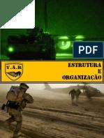 TAR - Estrutura e Organização