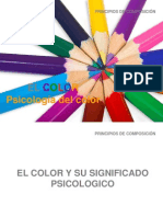 4 Color Psicologia Del Color