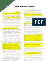 FOMC Side by Side 11022011