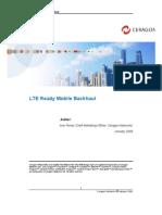 Ceragon_ LTE Backhaul_White Paper