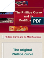 Phillips Curves and Expectations