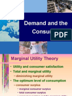 Demand and the Consumer2