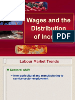 Wages and the Distribution of Income