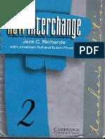 New Interchange 2 Teacher Book