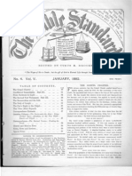 The Bible Standard January 1882