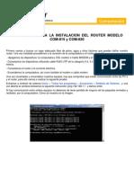 Guia Rapida Router