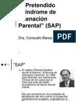 Sindrome Alineacion Parental