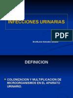 25-10 y 30-10 Infecciones Urinarias