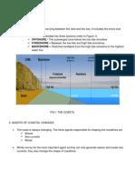 Coasts Processes