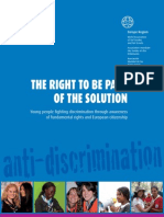 The Right to Be Part of the Solution
