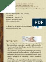 Quemaduras y Cuidados2010 - Copia