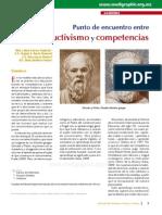 constructivismo y competencias