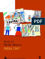 Study on Child Abuse-2007