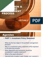 Asset Allocation & Portfolio Management Process_lecture 2_2011