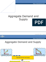 Aggregate Demand and Supply - Full Version