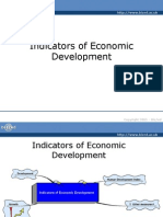 Indicators of Economic Development - Full Version