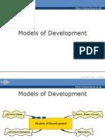 Models of Development - Full Version