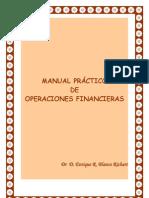 Blanco Richart Enrique - Manual Practico de Operaciones Financier As