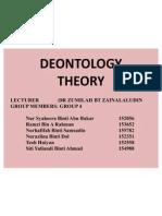 Deontology Theory