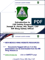 NM Version Basic Safety Officer Course