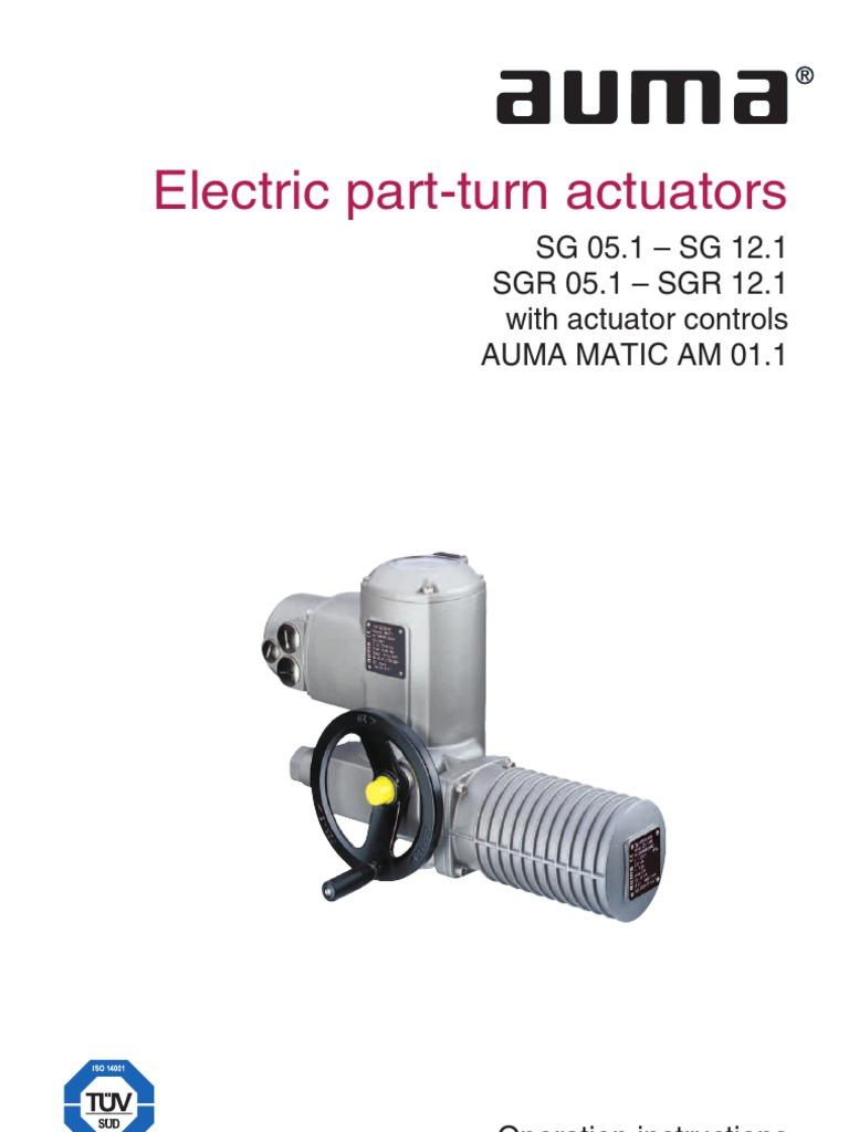 A Um Electrical Connector Switch Auma Valve Actuators Wiring Diagram