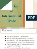 International Trade Theories 141011