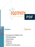 Diabetic Foot Dr. Sobia Fin