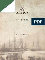 Albion User Manual v1.0