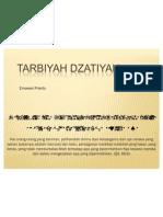 Tarbiyah Dzatiyah
