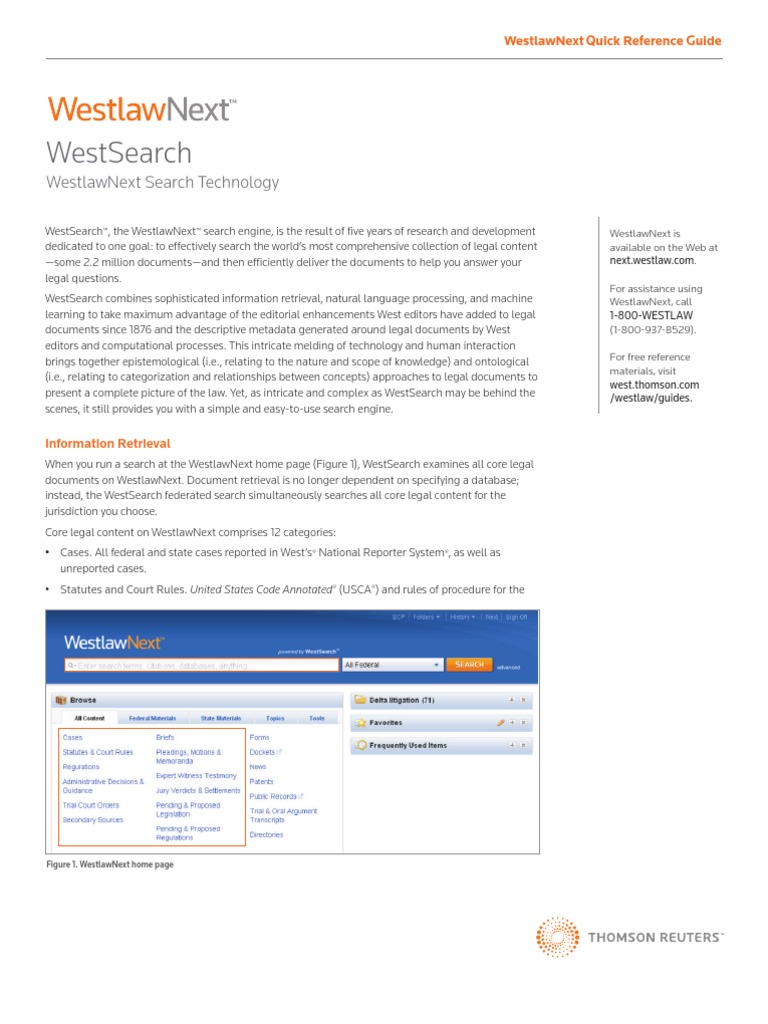 wlnsearch information retrieval metadata rh scribd com School Sign Westlaw School Logo