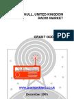 'The Hull, United Kingdom Radio Market