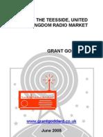 'The Teesside, United Kingdom Radio Market