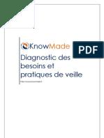 KnowMade - Diagnostic Des Besoins Et Pratiques de Veille