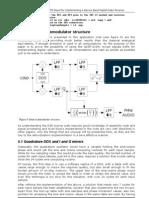 SDR Demodulator Structure