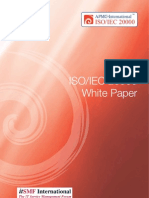 Iso Iec 20000 Whitepaper