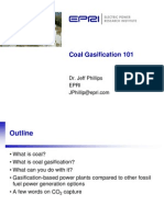 Coal Gasification (for Power Generation_comparision Technology)