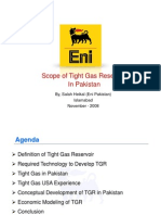 Scope of Tight Gas Reservoir