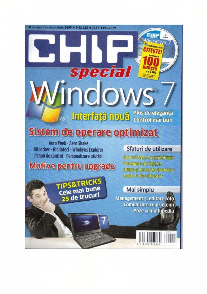 Chip De Windows 7