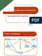 P11-Upravljanje tekućom imovinom
