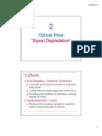 2B - Signal Degradation
