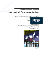 Technical Documentation_Integrated Environmental Control Model