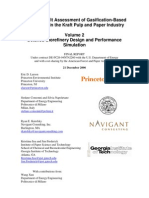 Princeton Bio Refinery Project Final Report