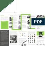 Designer Roku 2009 Andrzej Śmiałek i Ergo Design - Gdynia Design Days - broszura