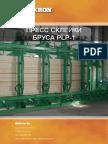 Liimapalkki- ja lamellipuristin PLP-1