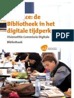 Interface-Visiedocument Digitale Bibliotheek